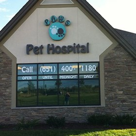 - Architectural-Signage-Dimensional-Signage-Vet-Image360-St.Paul-MN